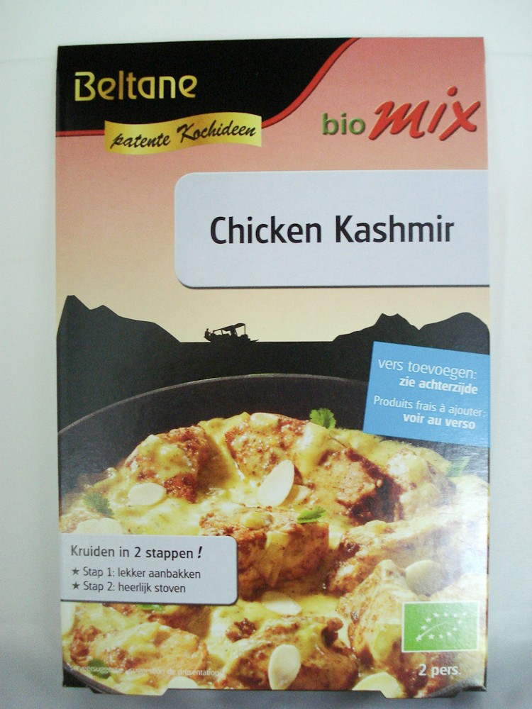 Chicken Kashmirmix