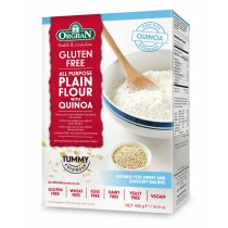 All purpose plain flour with quinoa, Orgran, aanbieding tht 09/11/2017