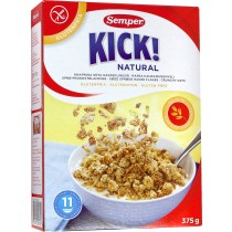 Kick! Naturel, Krokante haver flakes