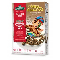 Kids Itsy bitsy Cacao O's /Chocolade ontbijtgranen, Orgran aanbieding tht 06/03/18