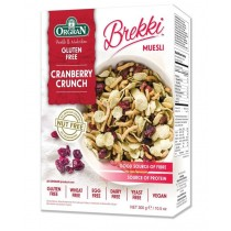 Cranberry crunch, Orgran
