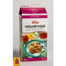 Muesli naturel
