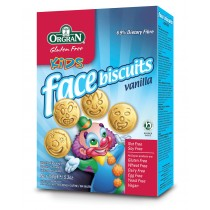 Face biscuits