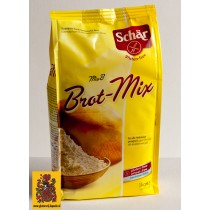 Mix B Kant en klare meelmix voor brood