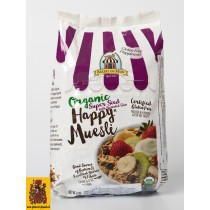 Bio Happy muesli super seed, Bakery on Main, ter kennismaking