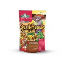 Kids outback animal pasta