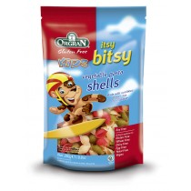 Itsy Bitsy vegetable pasta Shells