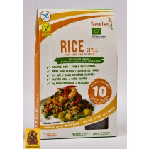 Rice style, Slendier
