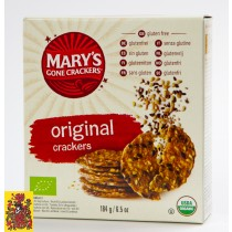 Biologische crackers, Mary's gone