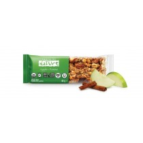 Biologische fruit- en notenreep Appel, Taste of Nature, aanbieding