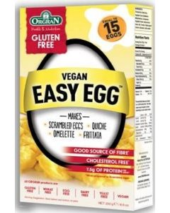 Vegan easy egg, Orgran