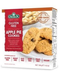 Appel pie cookies, Orgran tht 18/08/20